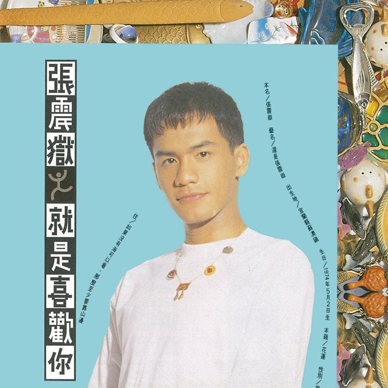 张震岳 – 就是喜欢你 1993(FLAC/分轨/347M)插图
