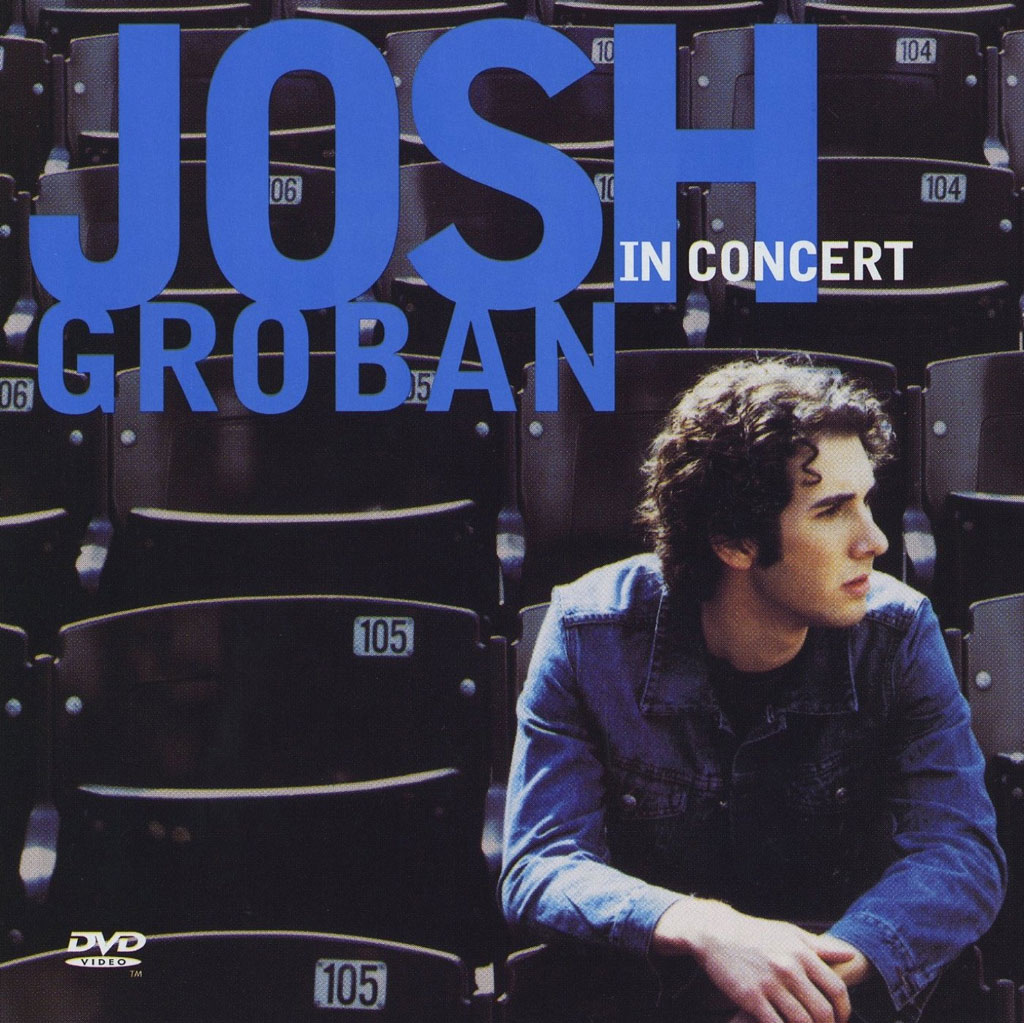 乔许·葛洛班出道演唱会 Josh Groban – In Concert 2002 PBS Special Live 48.0kHz/24bit(Flac/分轨/830M)插图
