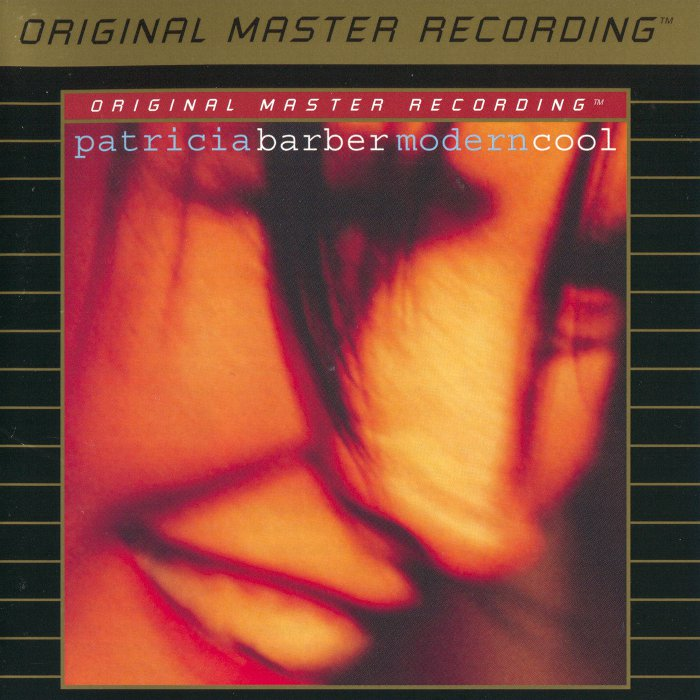帕特里科亚·芭芭拉-不要太时髦-Patricia Barber – Modern Cool 1998/2002-MFSL (SACD/ISO/2.93G)插图