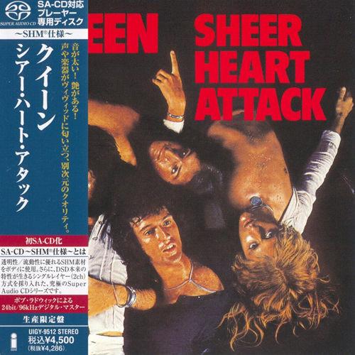 皇后乐队1974 Queen – Sheer Heart Attack 2011 SHM(SACD/ISO/1.59G)插图