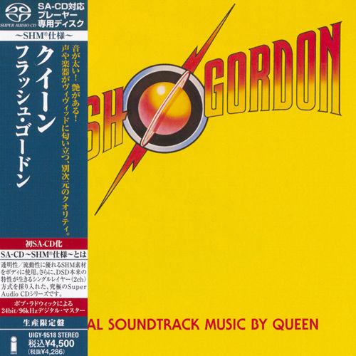 皇后乐队1981 Queen – Flash Gordon 2012 SHM(SACD/ISO/1.42G)插图