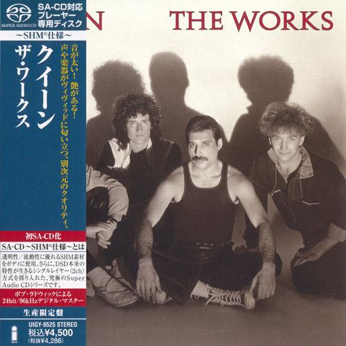 皇后乐队1984 Queen – The Works 2012 SHM(SACD/ISO/1.52G)插图