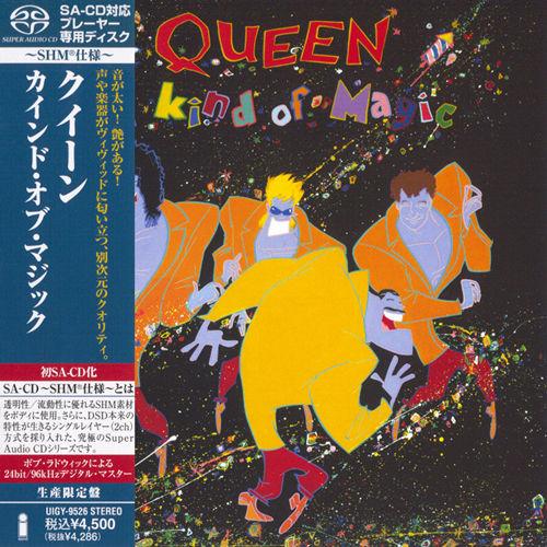 皇后乐队1986 Queen – A Kind Of Magic 2012 SHM(SACD/ISO/1.65G)插图