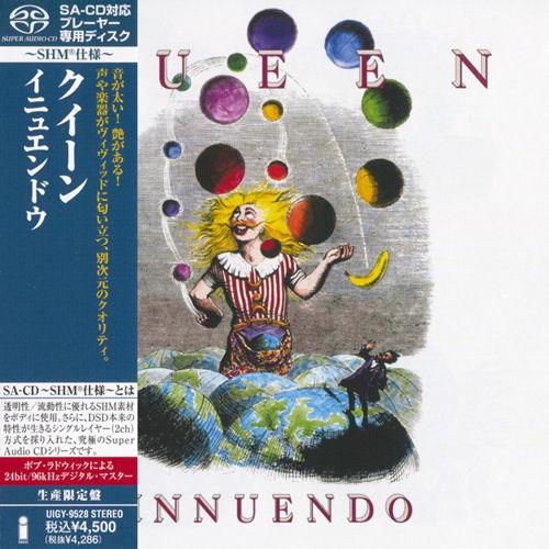 皇后乐队1991 Queen – Innuendo 2012 SHM(SACD/ISO/2.17G)插图
