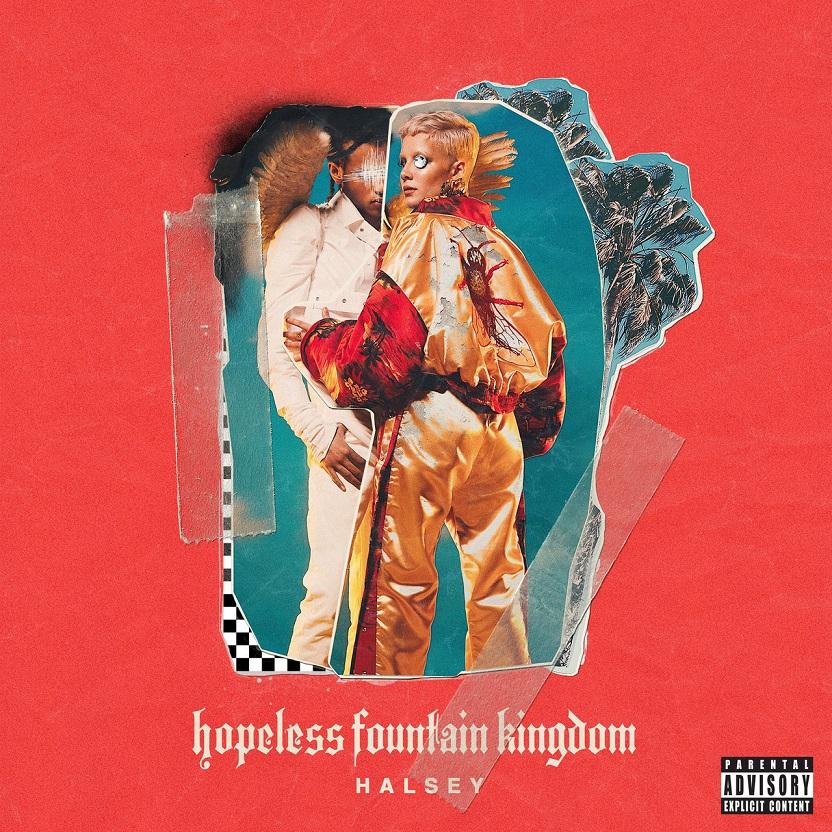 Halsey – hopeless fountain kingdom (Deluxe)(2017/FLAC/分轨/577M)(MQA/24bit/44.1kHz)插图